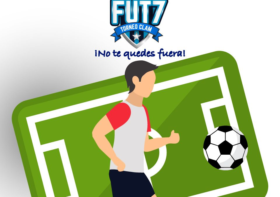 Próximo torneo fut7 2018