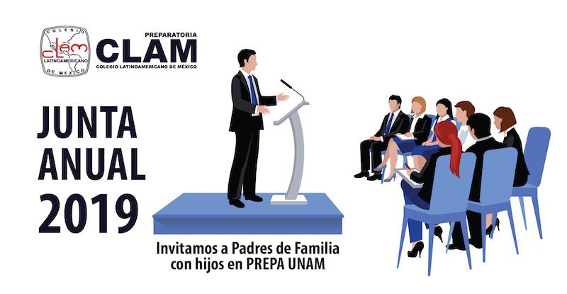 Junta anual 2019 Prepa UNAM