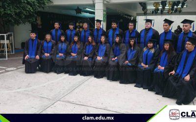 Graduados generación 2017 – 2019