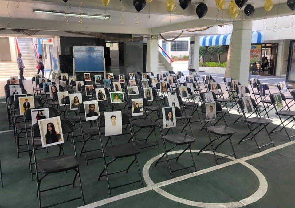 Ceremonia virtual de graduación generación 2017-2020