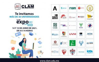 Expo Universidades Virtual 2021